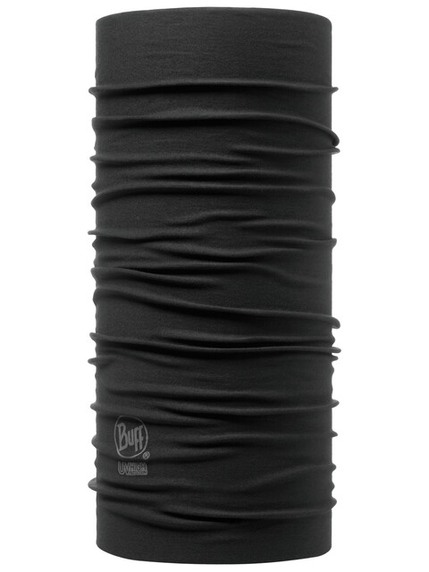 Buff High UV Insect Shield Scarf Solid Black